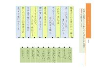 国語 文の結び