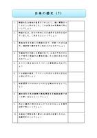 日本の歴史 1問一答 ⑤