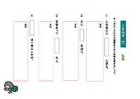 【解説付き】諺(ことわざ)のプリント (21)